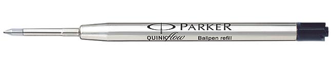 Quinkflow Refill for Ballpoint - Black fine nib