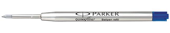 Quinkflow Refill for Ballpoint - Blue fine nib