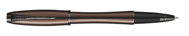 Urban Premium Metallic Brown Rollerball