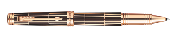 Premier Luxury Brown Rollerball