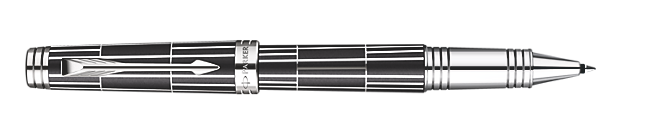Premier Luxury Black Rollerball