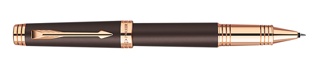 Premier Soft Brown Rollerball
