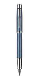 IM Premium Blue-Black Fountain Pen - Medium Stainless Steel Nib