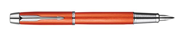 IM Premium Big Red Fountain Pen - Medium Stainless Steel Nib
