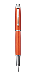 IM Premium Big Red Fountain Pen - Medium Stainless Steel Nib