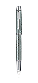 IM Premium Emerald Pearl Fountain Pen - Medium stainless steel nib