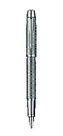 IM Premium Emerald Pearl Fountain Pen - Medium stainless steel nib