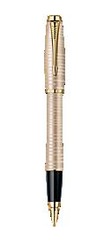 Urban Premium Golden Pearl Fountain Pen - Fine stainless steel nib