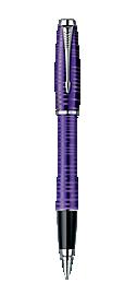 Urban Premium Amethyst Pearl Fountain Pen - Medium stainless steel nib
