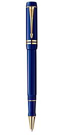 Duofold Lapis Lazuli Rollerball - Fine nib