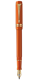 Duofold Big Red Centennial Fountain Pen - Medium 18k gold nib