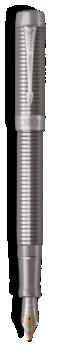 デュオフォールド プレステージ ルテニウムチーゼルCT センテニアル 万年筆