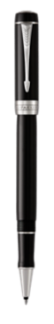 Duofold Classique Noir Rollerball - Pointe fine