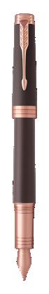 Image pour Stylo-plume Premier Soft Marron - Plume moyenne à partir de Parker FR