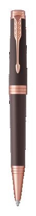 Image pour Stylo-bille Premier Soft Marron à partir de Parker FR
