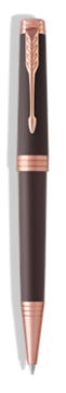 Stylo-bille Premier Soft Marron