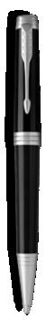 Premier Black Lacquer Ballpoint Pen