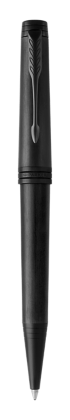 Image for Premier Monochrome Black Ballpoint Pen from Parker UK