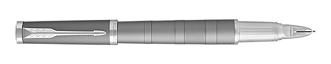 Ingenuity Deluxe Chrome Parker 5THTM Pen With Chrome Trim
