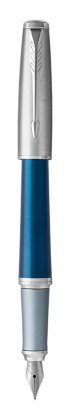 Image for Urban Premium Dark Blue Fountain Pen - Fine nib from Parker UK