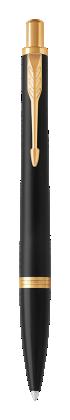 Parker JP の パーカー・アーバン マットブラック GT 万年筆 の画像