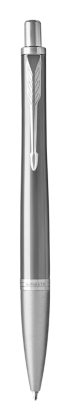 Image for Urban Premium Silvered Powder Cap Ballpoint from Parker UK