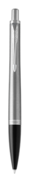 都市金属银白夹原子笔
