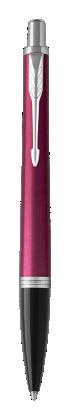 用于 Parker China 中 都市粉红白夹原子笔 的图像