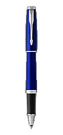 Urban Nightsky Blue Rollerball Pen With Chrome Trim Fine Point