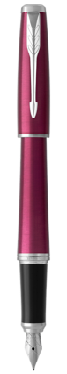 Image for Urban Vibrant Magenta Fountain Pen - Fine nib from Parker UK