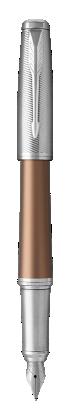 Parker JP の パーカー・アーバン プレミアム ブラウンCT 万年筆 の画像