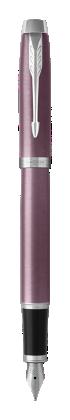 用于 Parker China 中 IM丁香紫白夹墨水笔 的图像