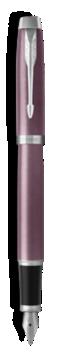 IM丁香紫白夹墨水笔