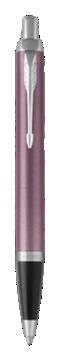 IM丁香紫白夹原子笔