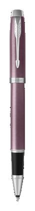 用于 Parker China 中 IM丁香紫白夹宝珠笔 的图像