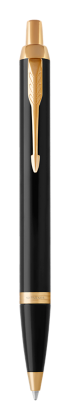 Parker JP の パーカー・IM ブラックGT ボールペン の画像