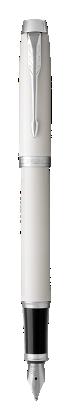 Image pour Stylo-plume Parker IM Blanc - Plume moyenne à partir de Parker FR