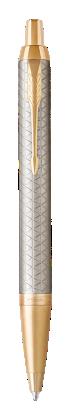 Parker JP の パーカー・IM プレミアム ウォームグレイGT ボールペン の画像