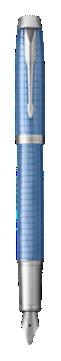 Stylo-plume Parker IM Premium Bleu - Plume moyenne