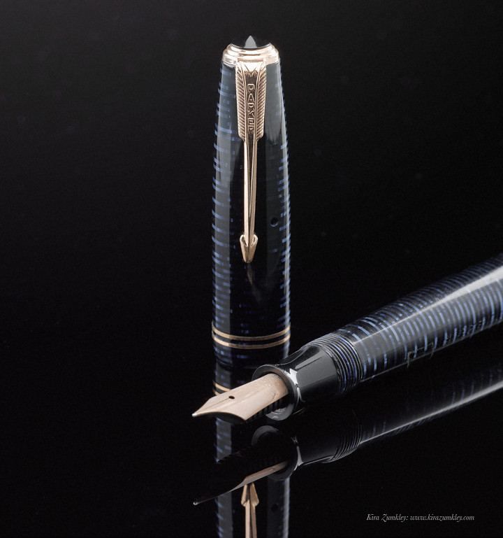 THE VACUMATIC PEN