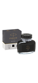 Quink Bottle Refill Ink For Fountain Pen In Black