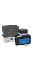 Quink Bottle Refill Ink For Fountain Pen In Washable Blue/Black