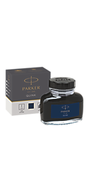 Quink Bottle Refill Ink For Fountain Pen In Blue/Black