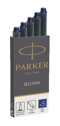 Parker JP の クインク・カートリッジ ブルー の画像