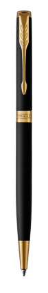 Parker JP の ソネット マットブラックGT スリムボールペン の画像