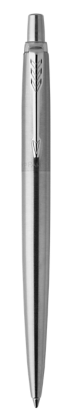Image for Jotter Stainless Steel Chrome Trim Ballpoint pen from Parker UK