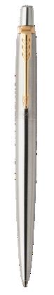 用于 Parker China 中 乔特钢杆金夹凝胶水笔 0.55mm 黑色墨水 的图像