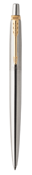 乔特钢杆金夹凝胶水笔 0.55mm 黑色墨水