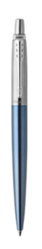 Jotter Waterloo Blue Chrome Trim Ballpoint pen