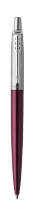Image for Jotter Portobello Purple Chrome Trim Ballpoint pen from Parker UK